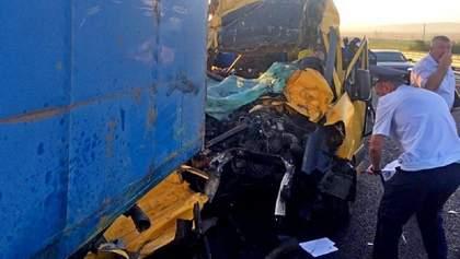 У Криму розбився автобус з російськими туристами: кількість загиблих зросла – фото