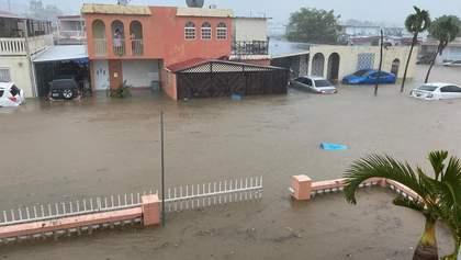 Шторм Ісаіас накрив Пуерто-Рико: пів мільйона людей залишились без світла – фото, відео