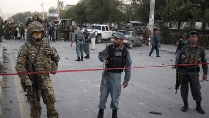 В Афганистане произошел теракт: подорвался террорист, есть погибшие