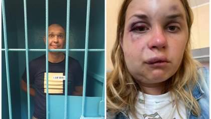 Неадекват избил и хотел изнасиловать женщину в поезде: суд арестовал злоумышленника