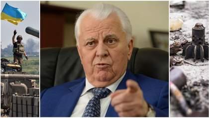 Нельзя достичь мира, ни с кем не разговаривая, – Кравчук о работе в ТКГ