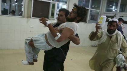 """Боевики """"Исламского государства"""" напали на тюрьму в Афганистане: есть жертвы, десятки раненых"""