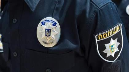Во Львове двое пьяных мужчин избили патрульных полицейских