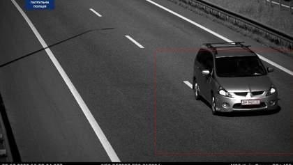 Гонщики-рекордсмени: на Київщині водій за тиждень порушив швидкісний режим 35 разів