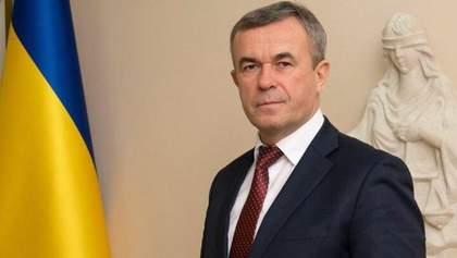 Пленки Вовка: главу Государственной судебной администрации отпустили под личное обязательства
