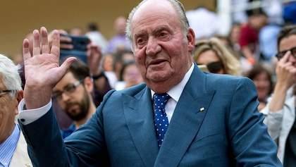 Гучне відлуння хабаря у 100 мільйонів євро, або Чому колишній король Іспанії втікає з країни