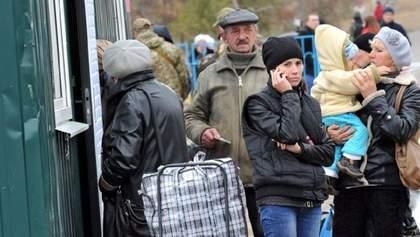Скільки українців стали вимушеними переселенцями через війну з Росією: сумні цифри