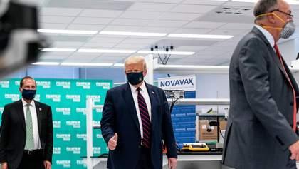 Коронавирус и политика: Трамп хочет получить вакцину до выборов президента США