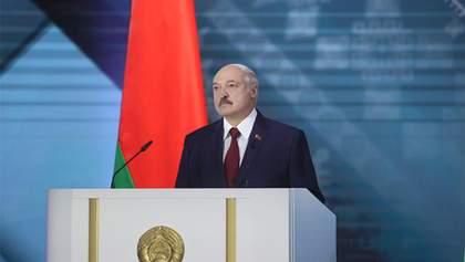 Лукашенко у передвиборчій програмі обмовився про поправки до Конституції
