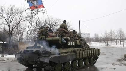 Росія досі постачає зброю на Донбас: скільки та чого передали минулого тижня