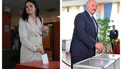 Лукашенко или Тихановская: ЦИК Беларуси обновила предварительные результаты голосования