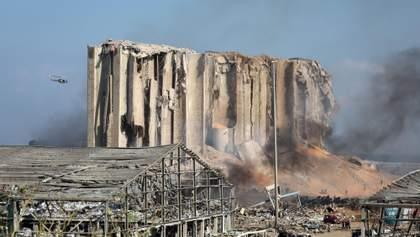 Сокрушительный взрыв в Бейруте: фото и видео катастрофы