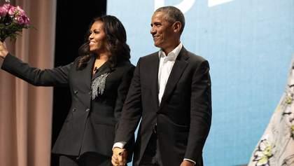 Мішель Обама зворушила привітанням у день народження чоловіка: архівне фото