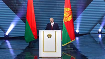 Бацька в агонії: що говорив і кому погрожував Лукашенко у зверненні до нації