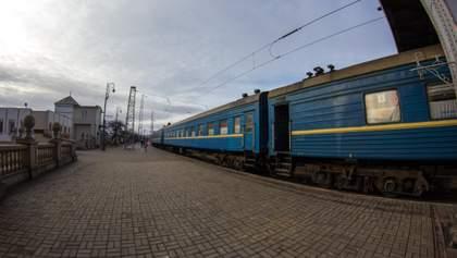"""Нападение на женщину в поезде: в Укрзализныце будут разбираться, кто крышует """"зайцев"""""""