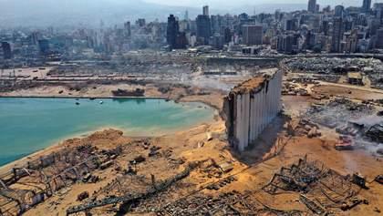 Вибух у Бейруті: загинула пожежна команда, що працювала на місці трагедії