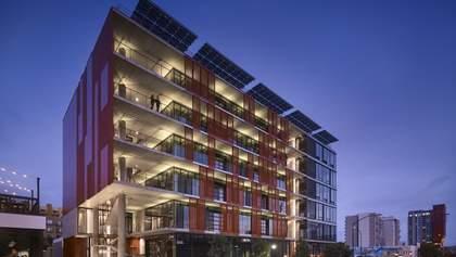 В такий офіс хочеться повертатись: оригінальний концепт будівлі у Сан-Дієго – фото