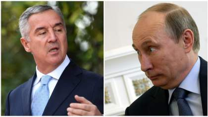 Черногория неожиданно заявила, что хочет улучшить отношения с Россией