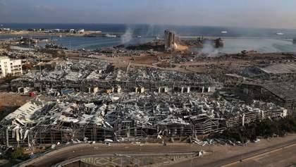 Нищівний вибух у Бейруті: яка сума збитків від трагедії