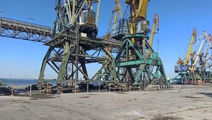 У Миколаївському порту зберігали аміачну селітру, однак вже вивезли