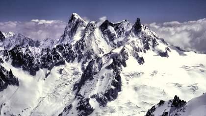 З італійських Альп евакуйовують туристів: що трапилось і до чого тут Монблан