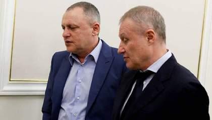 """Дело Суркисов и """"Приватбанка"""": почему перенесли заседание"""