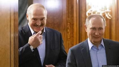 Ми з ним мужики: Лукашенко не вірить, що Путін буде президентом до 2036 року