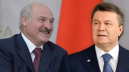 Лукашенко: Я поддерживал Януковича во время Майдана, но не знал, что он убежит