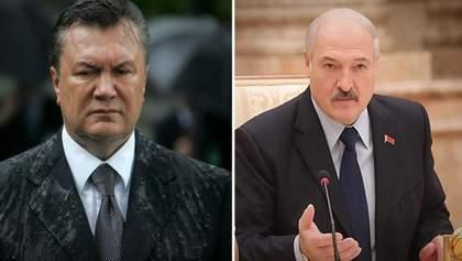 Поскольку у вас произошел государственный переворот: Лукашенко был готов приютить Януковича