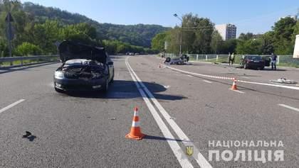 Смертельное ДТП возле Обухова на Киевщине: водитель был под амфетамином