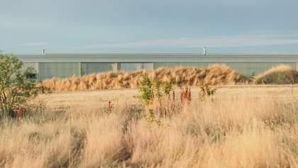 В Австралии построили частный дом длиной в 110 метров: фото