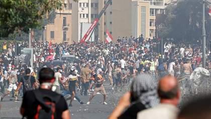 Криваві сутички в Бейруті: вже понад 700 поранених, військові відтіснили людей – фото, відео 18+