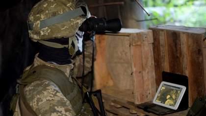Підступні провокації на Донбасі: ворог 8 разів гатив по позиціях ЗСУ
