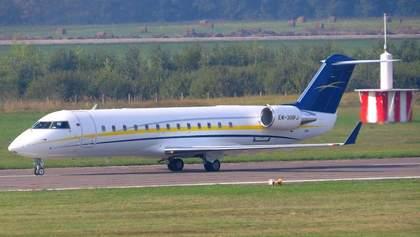 Літак Лукашенка вилетів з Мінська в Туреччину
