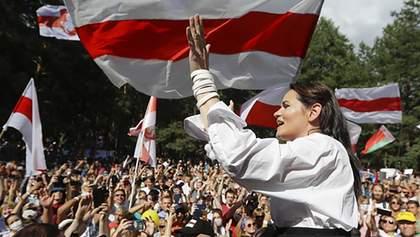 Зупиніть насилля, завтра білоруси прокинуться в новій країні: Тихановська звернулась до ОМОНу