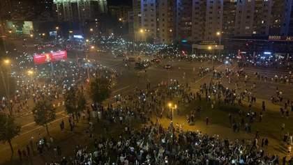 Масові протести в Білорусі: яка ситуація в різних містах