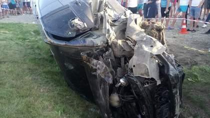 Жуткое столкновение на Ивано-Франковщине: три человека погибли – фото