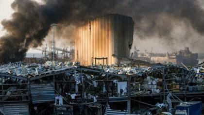 Это могла быть атака, – Пентагон об ужасном взрыве в Бейруте