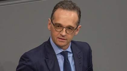 Германия не видит возможности проведения демократических выборов на Донбассе