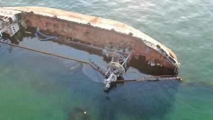 За підняття танкера Delfi заплатить приватна компанія