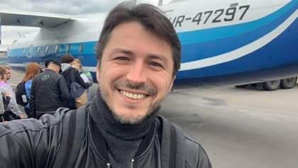 Сергій Притула йде в мери Києва