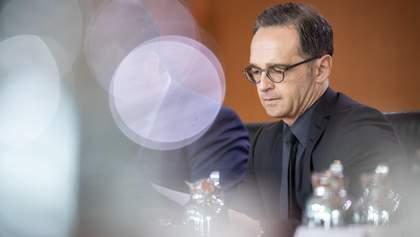 Маас пояснил, что нужно для оценки режима тишины на Донбассе