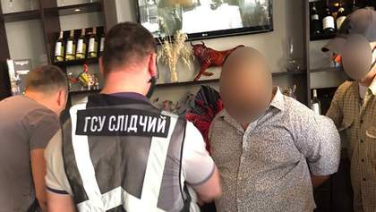 """""""Мышь"""" нашлась: на взятке в 1 миллион задержали организатора хищения зерна из Госрезерва"""