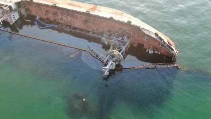 Терпець увірвався: Криклія призначили відповідальним за підняття затонулого танкера Delfi