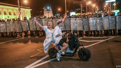 Чем закончатся протесты в Беларуси, или Спросите у Януковича
