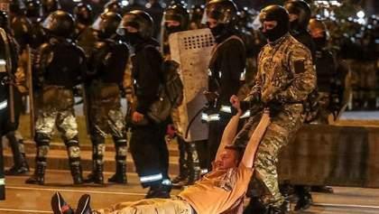 Білоруським протестувальникам зібрали понад мільйон доларів: ціль зросла