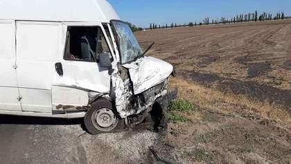Страшное ДТП под Скадовском: погиб мужчина и двое его детей – фото