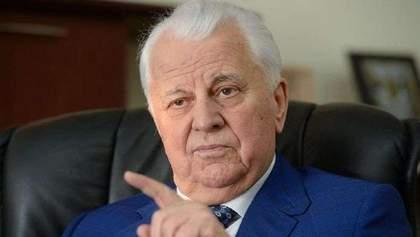 """На Донбасі багато """"заробітчан зі зброєю"""", тому вибори там неможливі, – Кравчук"""