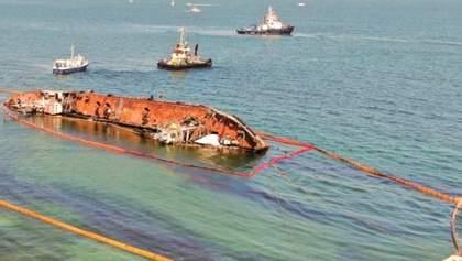 Геть із пляжу: танкер Delfi обіцяють прибрати до Дня Незалежності