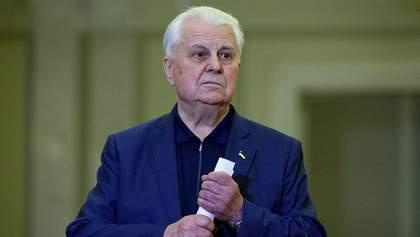 Зустріч ТКГ може відбутись не у Мінську: Кравчук назвав ймовірну країну